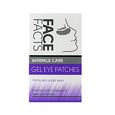 Pretty Wrinkle Care Gel Eye Patches, Pack of 4 from Pretty