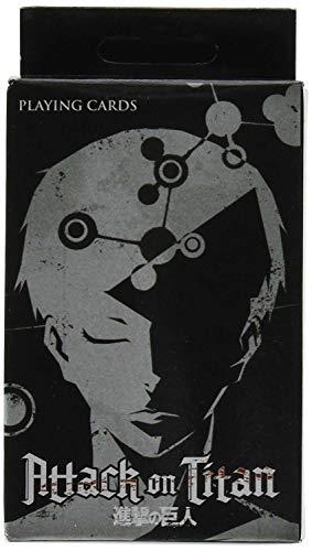Attack on Titan: Eye Catch Artwork Group Playing Cards Spielkarten