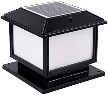 CraftThink LED Solar Post Max 90% OFF Light Outdoor Lamp High quality Minimalist Pillar