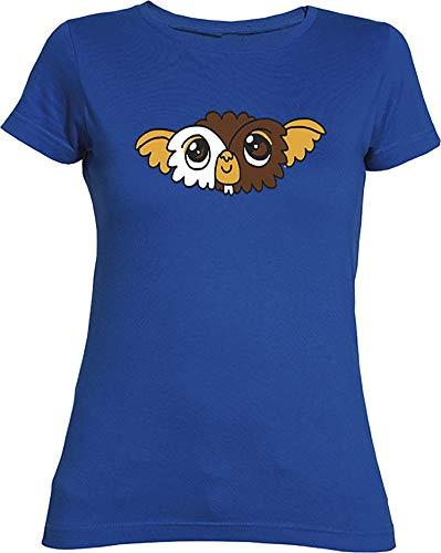 Camisetas EGB Camiseta Chica Gremlins ochenteras 80´s Retro