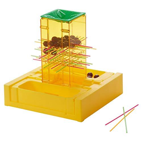 Mattel Games GMM92 - Kompakt S.O.S. Affenalarm Kinderspiel für unterwegs, geeignet für 2 Spieler, tragbares Spiel für Kinder ab 5 Jahren