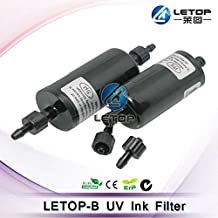 Printer Parts 5 pcs/lot Allwin Phaeton Large Format Inkjet Printer Capsule Ink Filter - (Color: Black)