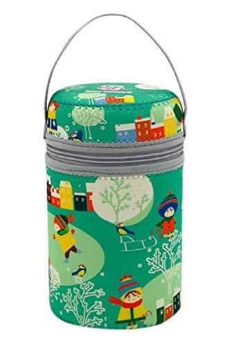 Enfants Pratique Sac/Portable ragoût bécher sac, D(15*9CM)