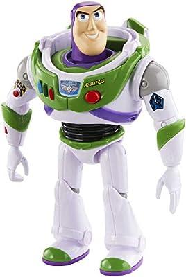 Disney Pixar Toy Story True Talkers Buzz Lightyear Figure from Mattel