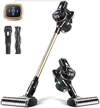 Yissvic Powerful Suction Handheld Cordless Vacuum Stick