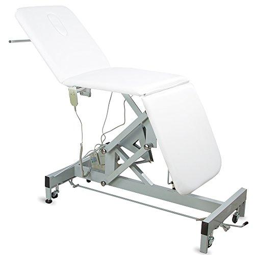 003703 Weiß Elektrische/Mechanische Behandlungsliege