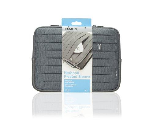 Belkin f8N300cw12925,9cm Plissee Sleeve für Netbook groß grau