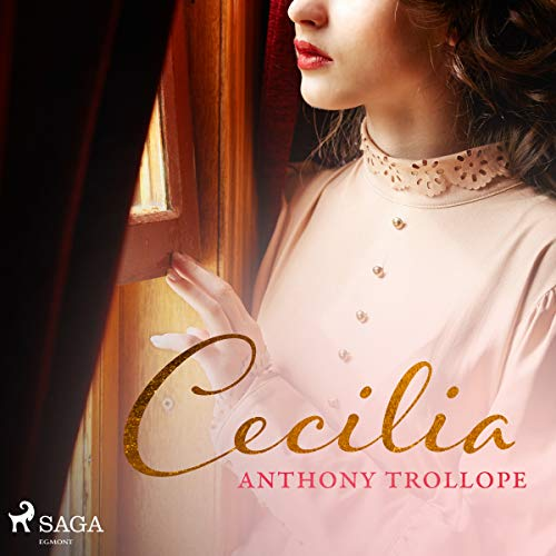 Cecilia audiobook cover art