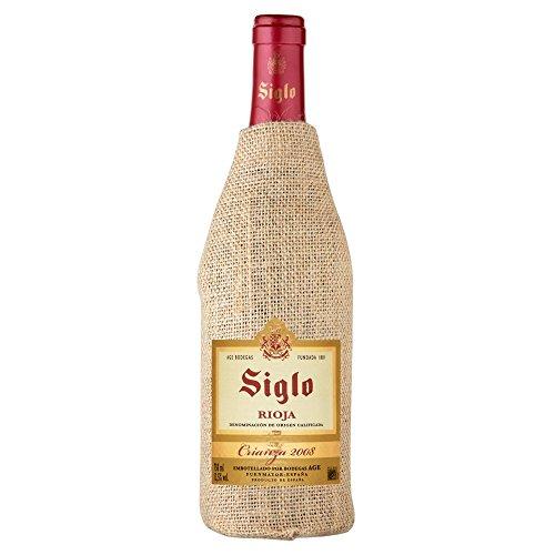 Vino Tinto de Rioja El Siglo Saco Crianza 75 cl