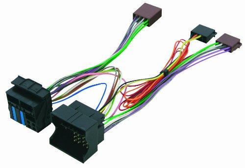 Phonocar 4/792 Câble pour kit Mains-Libres Audi/Mercedes/Opel/Seat/VW Multicolore