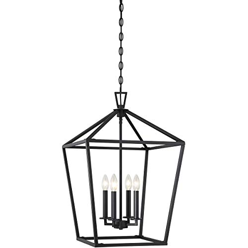 Savoy House 1-321-4-89 Townsend 4-Light Foyer Pendant in a...