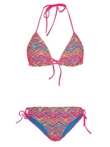 Protest Damen Triangel-Bikini Idyllic So Rosy S/36