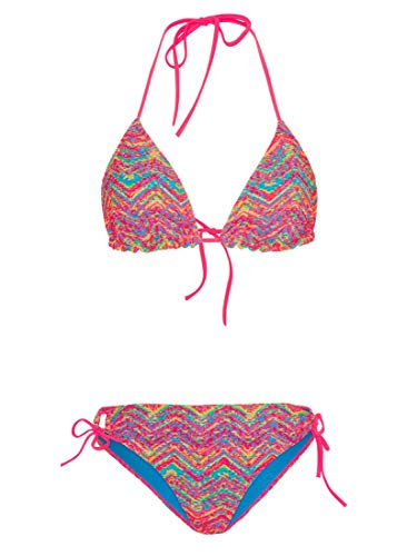 Protest Damen Triangel-Bikini Idyllic So Rosy M/38