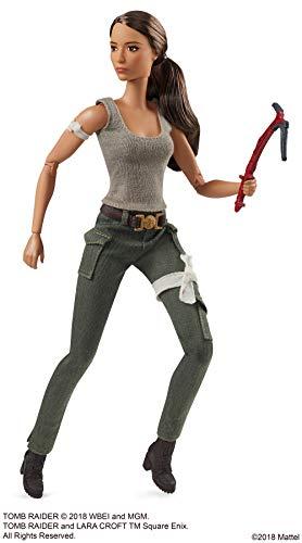 Barbie Tomb Raider Lara Croft FJH53 - 1