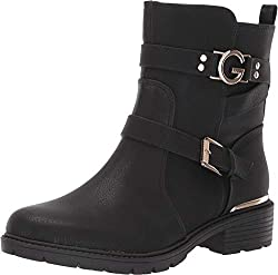 commercial GBG Los Angeles Toby Black 6M. guess ankle boots