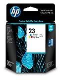HP(ヒューレット・パッカード) インクジェットカートリッジ HP23 3色カラー C1823D