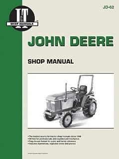 John Deere Shop Manual 670 770 870 970&1070 (I&t Shop Service, Jd-62)