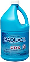 Baquacil 85030 CDX Product Swimming Pool Chemical, Oxidizer, Clear