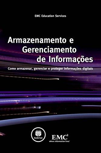 Armazenamento e Gerenciamento de Informações: Como armazenar, gerenciar e proteger informações digitais