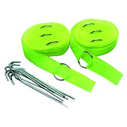Speedminton Unisex Zubehör Easy Court Pro Speedminton, gelb, Einheitsgröße
