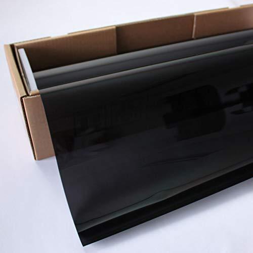 Braintec カーフィルム プロ・スモーク05 紫外線カット99.9% ブラック 幅1m×長さ30mロール箱売 #PRO-BK0540...