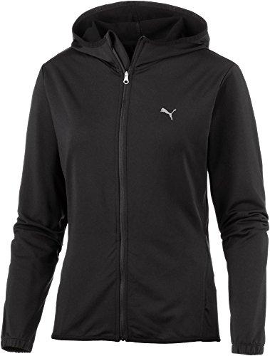 PUMA Damen Jacke WT Loose Jacket, Black, XS, 513115 01