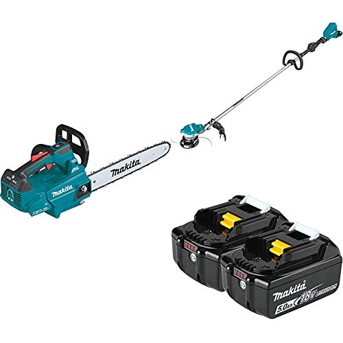 For Sale! Makita XCU09Z 18-Volt X2 (36V) LXT Lithium-Ion Brushless Cordless 16 inch Top Handle Chain...