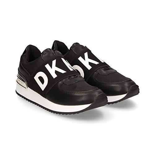 DKNY Marlie Damen Sneaker Schwarz