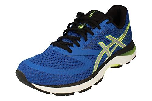 Asics Gel-Pulse 10 1011a007-401, Zapatillas de Running para Hombre, Azul Imperial Silver 401, 42.5 EU