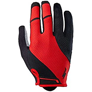 Specialized Body Geometry Gel Full Finger Glove From Evans Cycles
