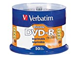 DVD-R Disc Spindle It is Durable Printable disc