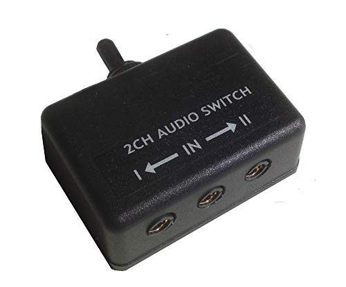 3.5mm Audio Switch 1/8' ab Switch selector a b