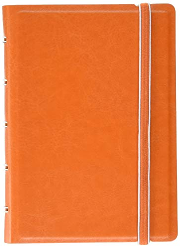 Filofax nachfüllbar Pocket Notebook – Orange