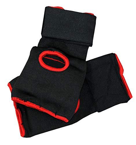 Lisaro Box - Bendaggi senza pollice, bende elastiche, guantoni interni per pugilato, guantoni da...