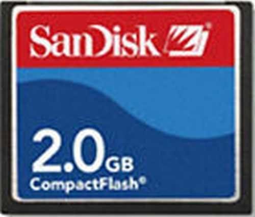 2GB Compact Flash CF Memory Card for Akai MPC500, MPC1000, MPC2500 and MPC5000 MPC 500, 1000, 2500, 5000