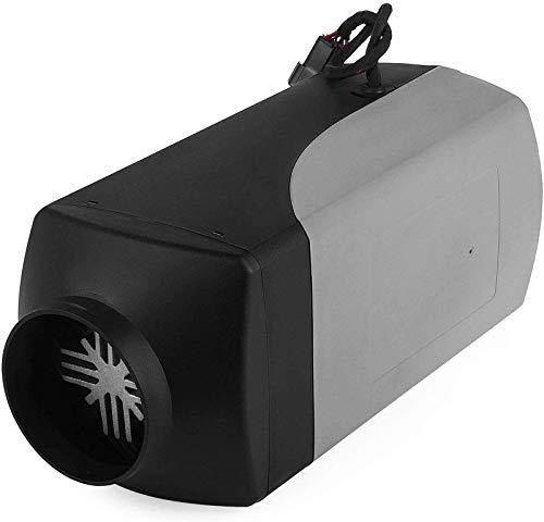 JALAL Calentador Aire diésel 5KW Calentador Aire diésel 24 V con Pantalla Digital LCD, Calentador Aire diésel Compatible con vehículos, Camiones, Barcos, autobuses, estallido