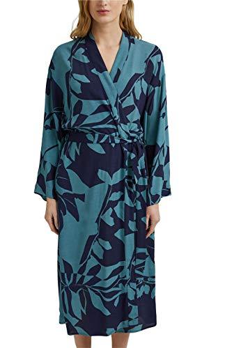 ESPRIT Collection 031EO1G312 Blouson de sport, 403/Navy 4, Taille unique Femme
