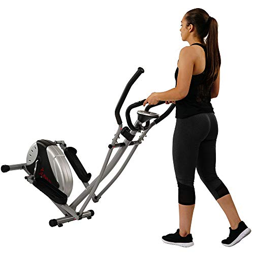 Sunny Health And Fitness Elliptical Machine