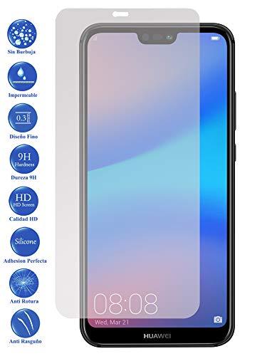 Todotumovil Protector de Pantalla Huawei P20 Lite de Cristal Templado Vidrio 9H para movil