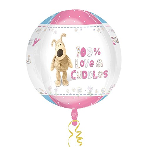 Amscan Orbz Boofle Happy Birthday Ballon
