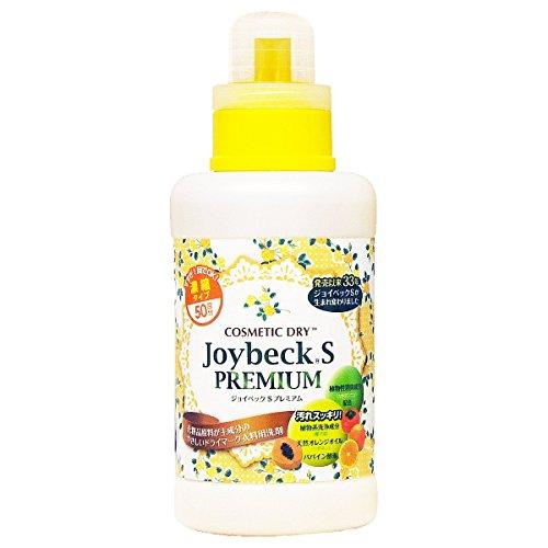 ジョイベックSプレミアム洗濯洗剤液体500gドライマーク用洗剤