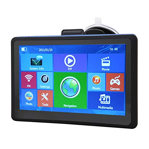 Discover Bargain Tosuny GPS Navigation for Car, 7 Inch GPS Navigator System with Special Function fo...