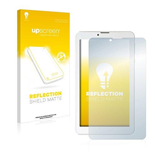 """upscreen Entspiegelungs-Schutzfolie kompatibel mit i.onik TM3 Serie 1-7"""" – Anti-Reflex Bildschirmschutz-Folie Matt"""
