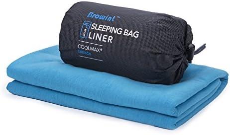 Top 10 Best coolmax sleeping bag liner Reviews