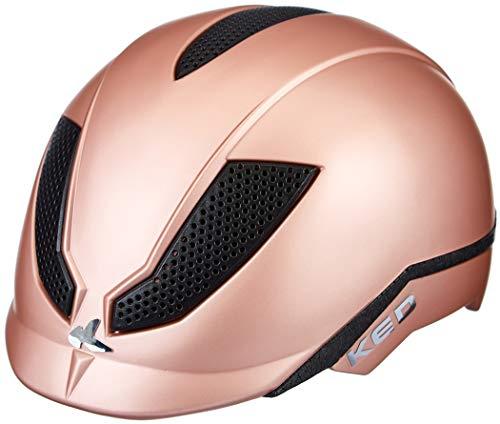 KED Pina Helm Kinder Rose Matte Kopfumfang S   50-53cm 2021 Fahrradhelm
