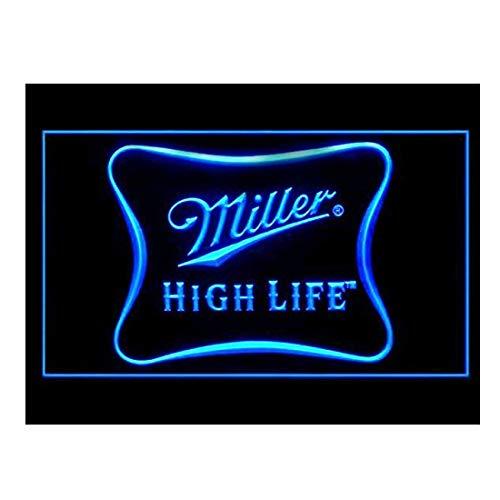 Lamazo Miller High Life Beer Bar Led Light Sign