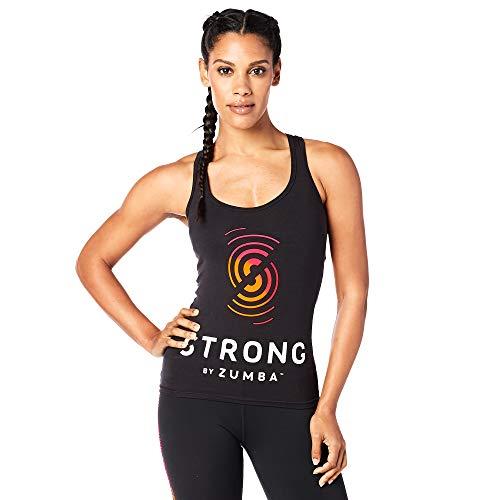 STRONG by Zumba Aktiv Racerback Tank Leistungs-Gym-Sportbekleidung Damen