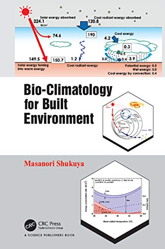 Bio-Climatology for Built Environment (English Edition)