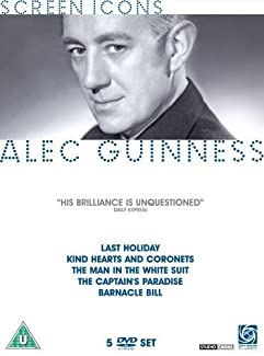 Alec Guinness Collection - Screen Icons