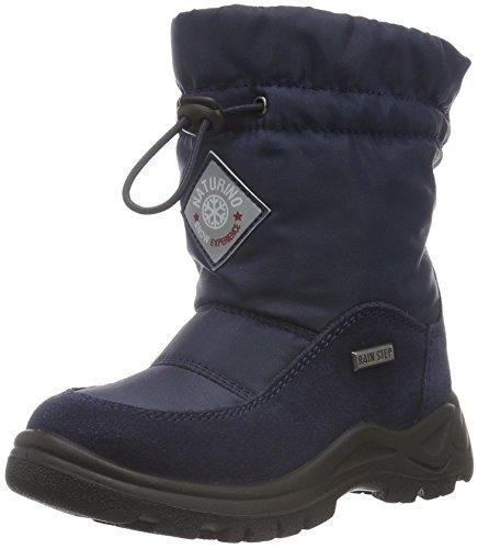 Naturino Varna dziecięce buty zimowe uniseks, niebieski - Blau Blau 9101 - 20 EU